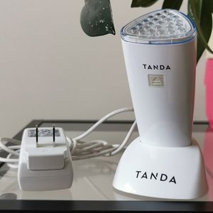 Tanda Clear + Light Acne Therapy Device